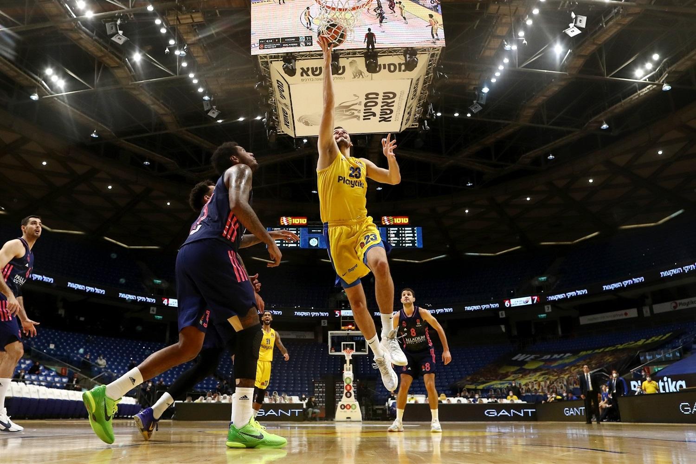 ante-žižić-maccabi-real-madrid-euroliga-košarka