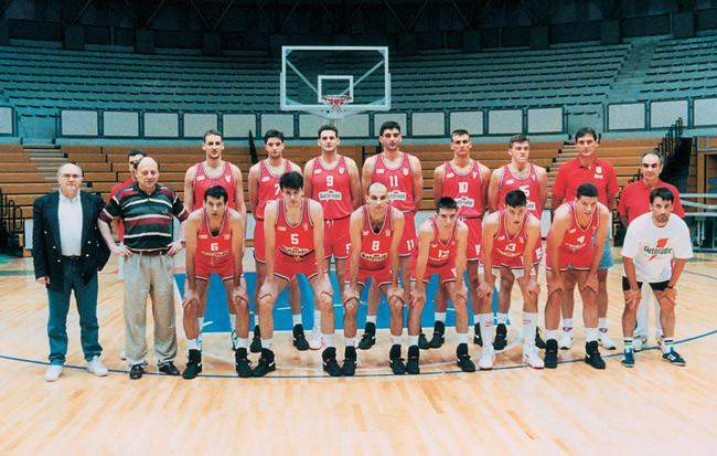 hrvatska-košarkaška-reprezentacija-prvi-nastup