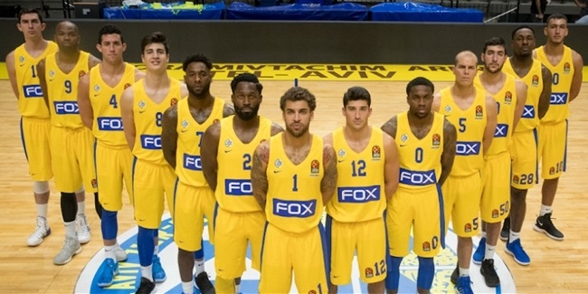 maccabi-fox-tel-aviv-euroleague-basketball-košarka